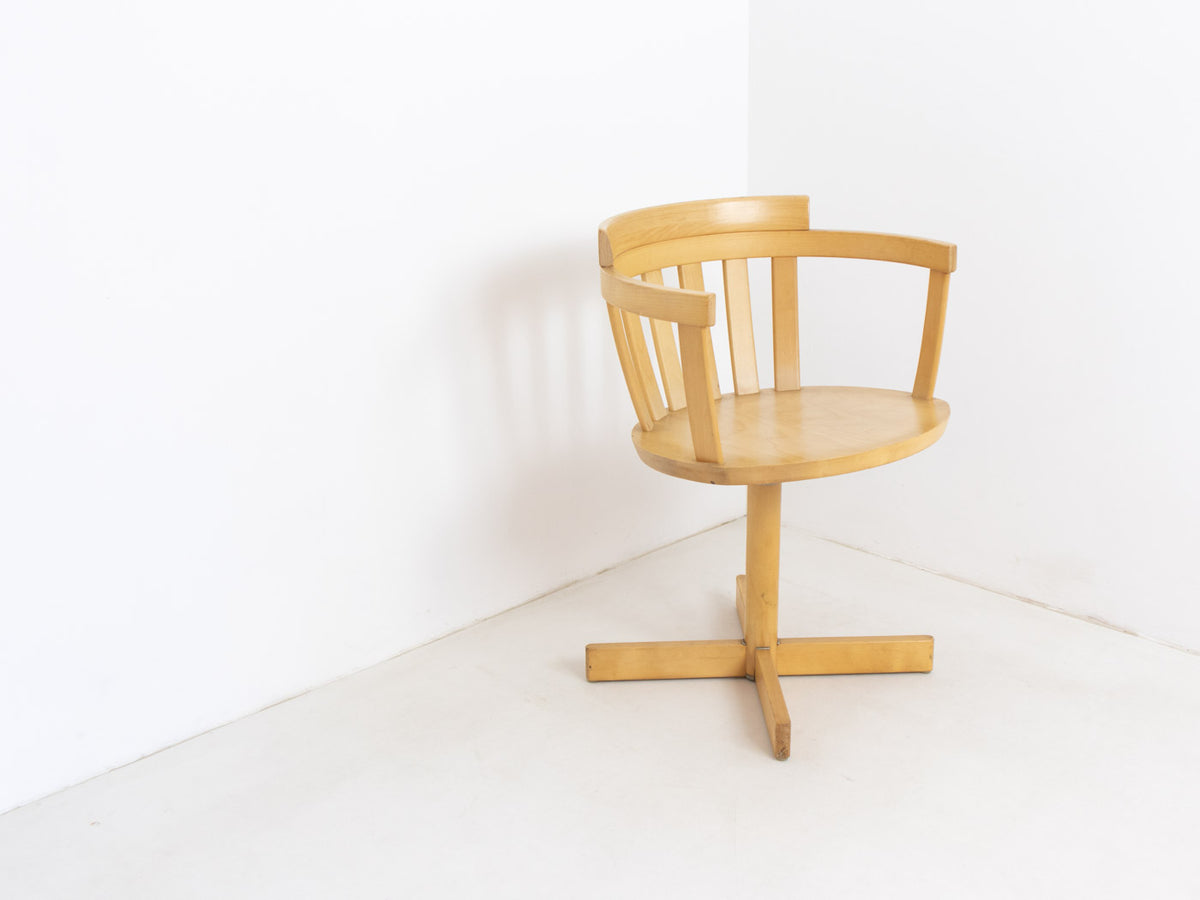 Vintage Scandinavian dining chair