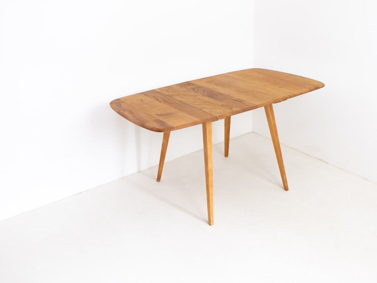 Rectangular Ercol drop-leaf table