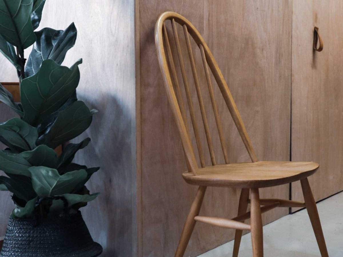 Ercol Quaker dining chair