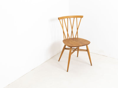 Vintage Ercol Shalstone dining chair