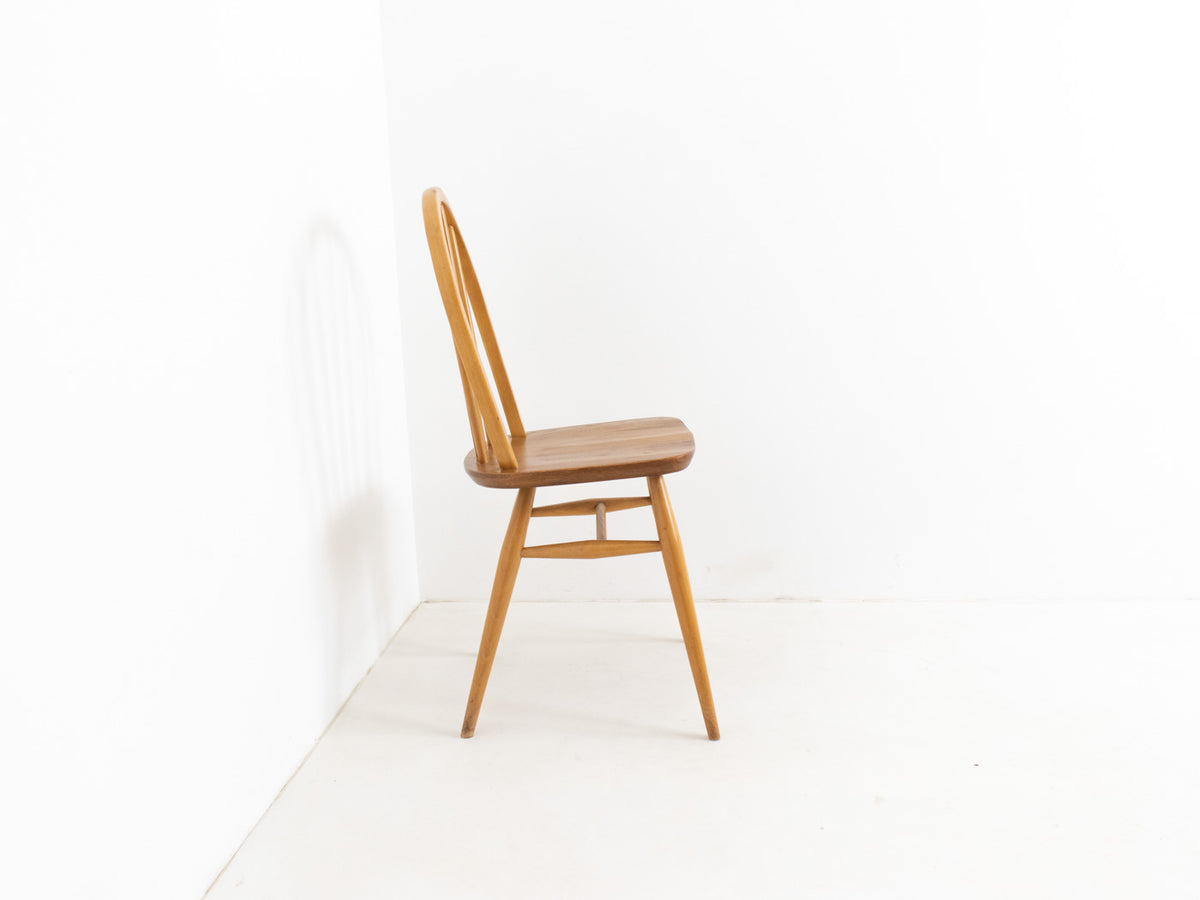 Retro Ercol Windsor dining chair