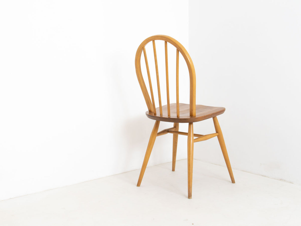 Mid century Ercol Windsor chair