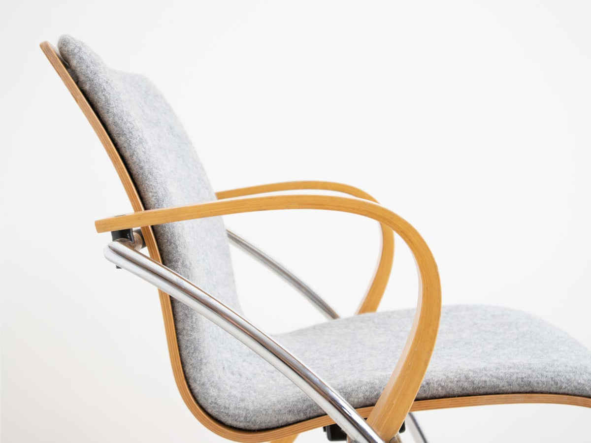 Retro Fröscher desk chair