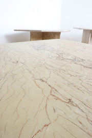 Retro Italian marble tables London