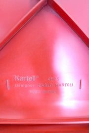 4875 chair by Bartoli for Kartell