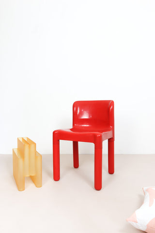 Original Kartell 4875 Chair by Bartoli