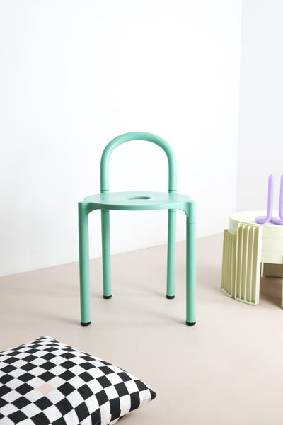 vintage original Kartell Polo stool
