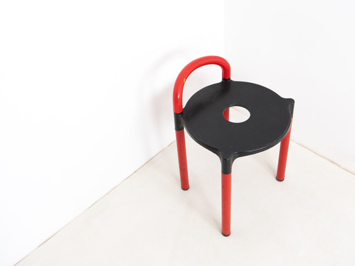 Retro Kartell stool London