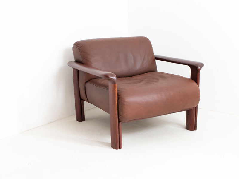 Sitag Vintage Leather Armchair