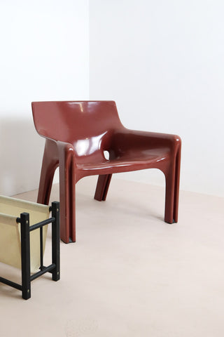 Original Vicario Chair by Vico Magistretti
