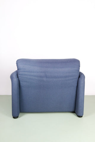 Maralunga Armchair by Magistretti for Cassina