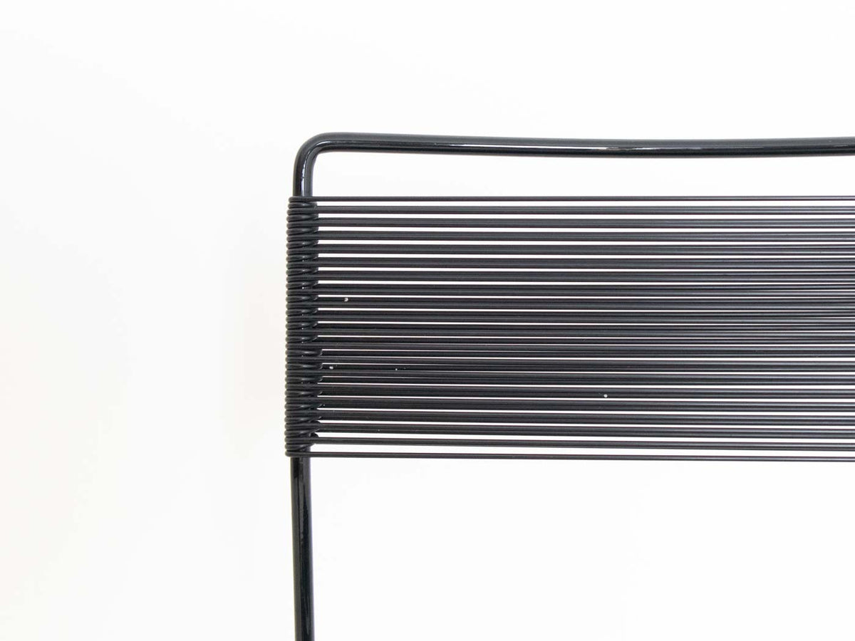 Black Belotti chair for Alias