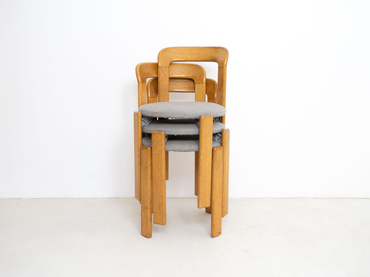 Original Rey stackable chairs