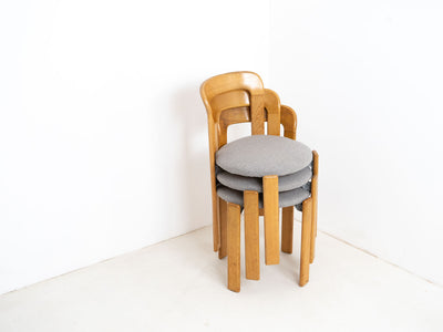 Bruno Rey stacking chairs