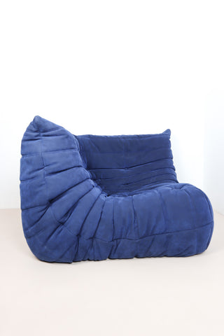 blue togo sofa by Ligne Roset