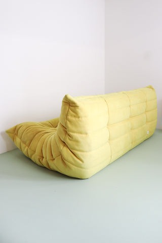 Vintage Original Togo 3-Seater Sofa by Ducaroy for Ligne Roset