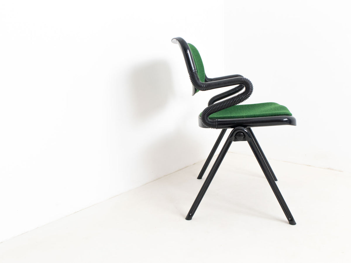 Vertebra Office Chair by Giancarlo Piretti and Emilio Ambasz for Castelli