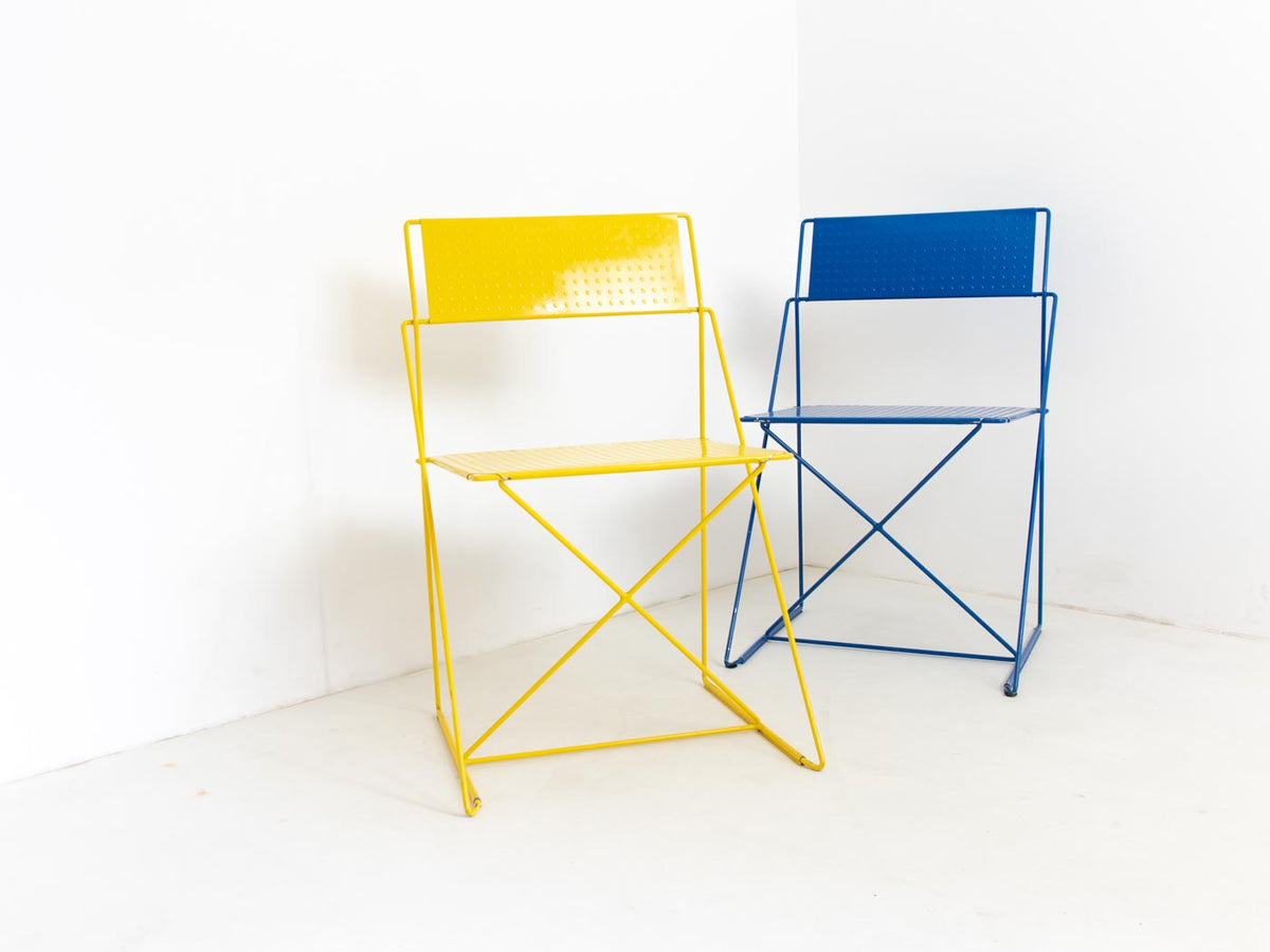 X-Line chair Magis for System