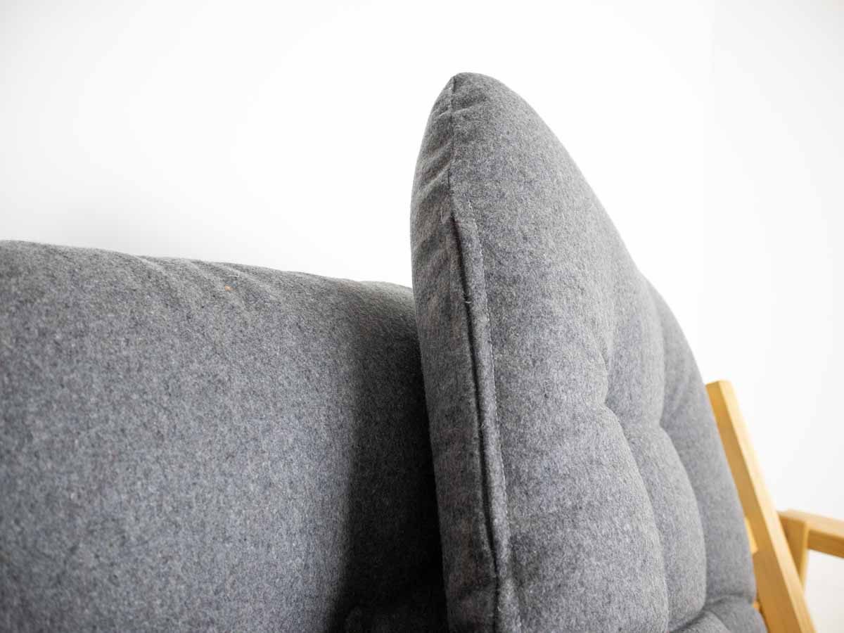 Yngve Ekström Two-Seater Sofa for Swedese