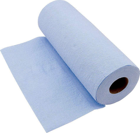 Blue Shop Towels 60ct Roll