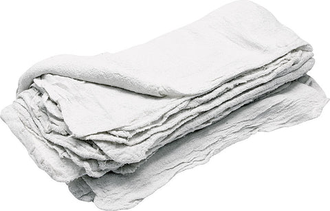 Shop Towels White 25pk