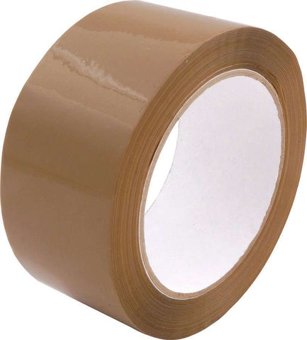 Shipping Tape 2 x 330ft Tan