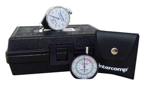 Durometer & Tread Depth Gauge Set