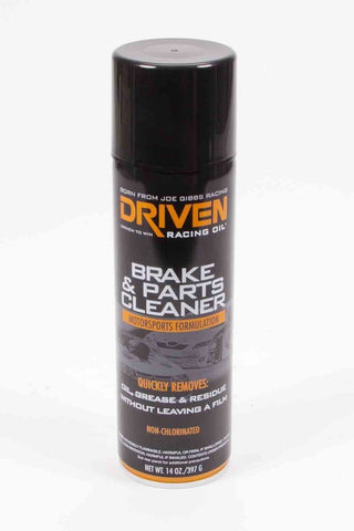 Brake & Parts Cleaner 14oz Can Non Chlorinated