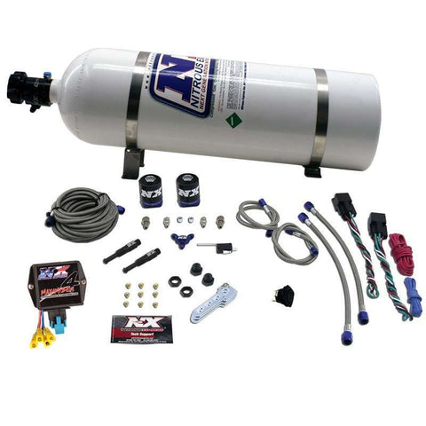 SX2D Dual Stage Diesel System w/Mini Controller