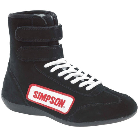 High Top Shoes 11 Black