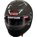 SIMPSON SAFETY  Helmet-Carbon Venator-Snell SA2015