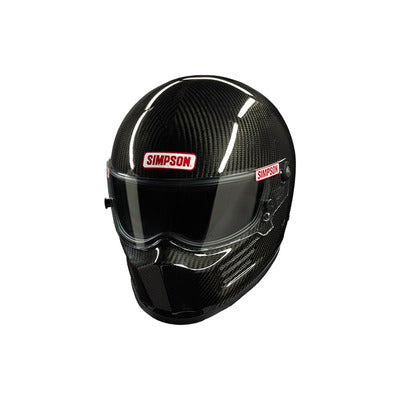 SIMPSON SAFETY  Helmet-Carbon Bandit-Snell SA2015