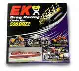 EK Chain 530 DRZ-2 Drag