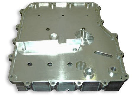 Adams Performance Low Profile Billet Oil Pan Kawasaki ZX14 (06-18)