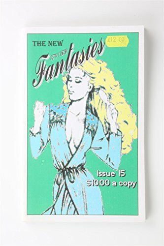 The New TV/TS Fantasies Issue 15 1998 Abby Greene Erotic Fiction Mag Writers Etc