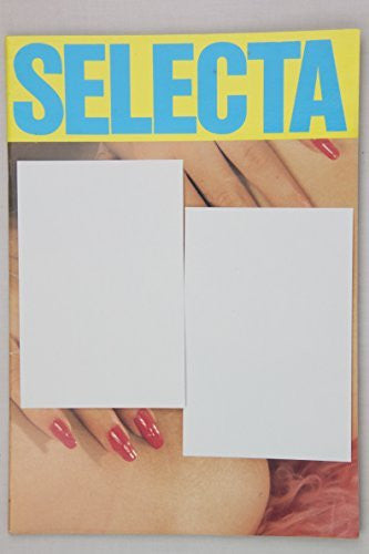 Selecta Vintage Swedish Porn Magzine Color Climax 1980's Reprint