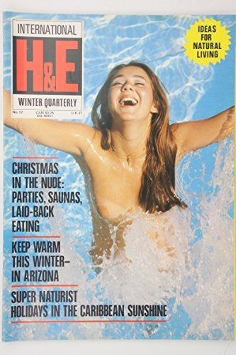 Health And Efficiency Winter Quarterly Vintage Naturist Magazine Number 17