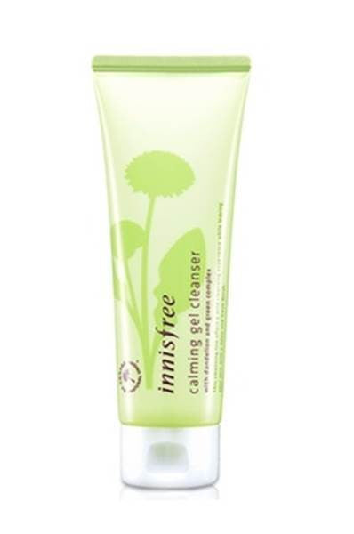 Innisfree calming gel cleanser (Vegansk)
