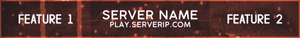 Firey Depths - Best Minecraft Server Banner Maker