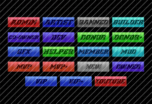Stripes - Best Minecraft Server Banner Maker