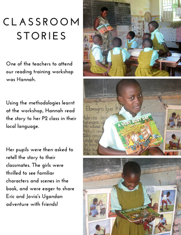 Classroom stories in words and pictures