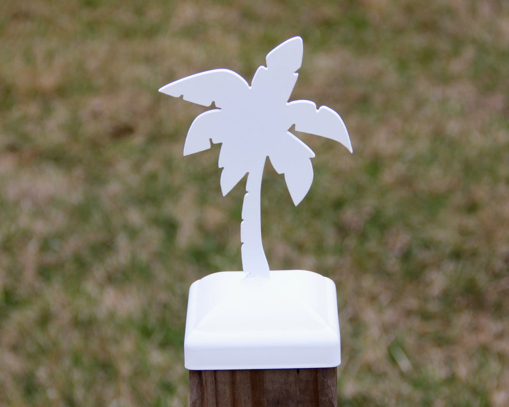 palm tree post cap