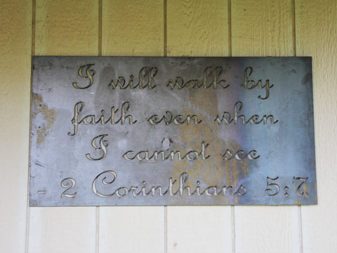 Devotional Wall Art