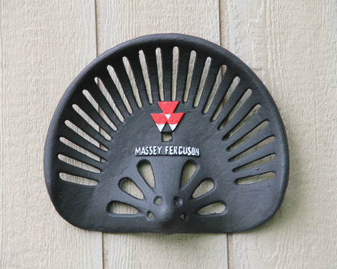 Massey Ferguson Tractor Seat, Country Wall Decor, Cabin Decorations