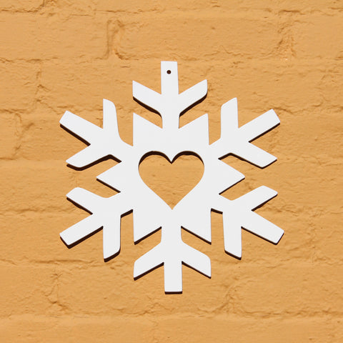 Snowflake, Winter Decor, Christmas Decor