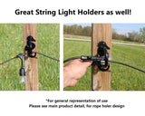 Light Strand Holder