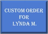 Special Order for Lynda M.