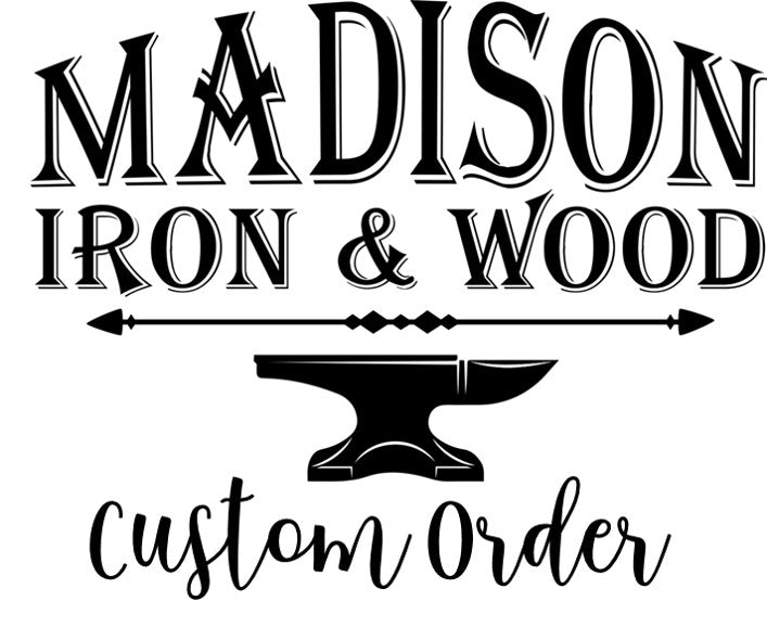 Custom Order for Shannon