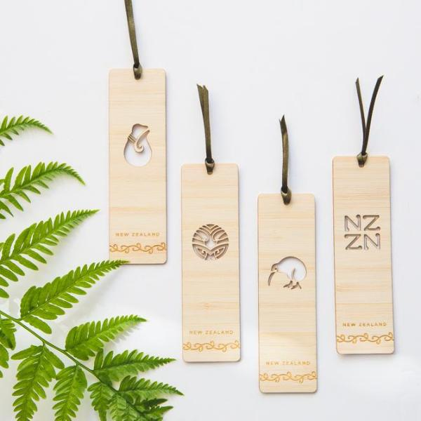 Kiwiana Bookmark