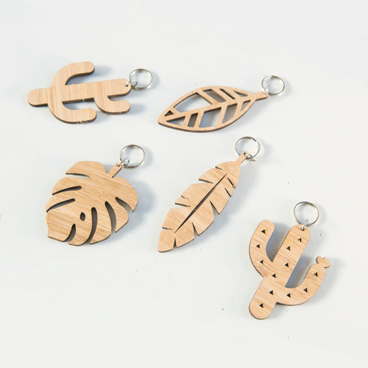 Nature Key Rings